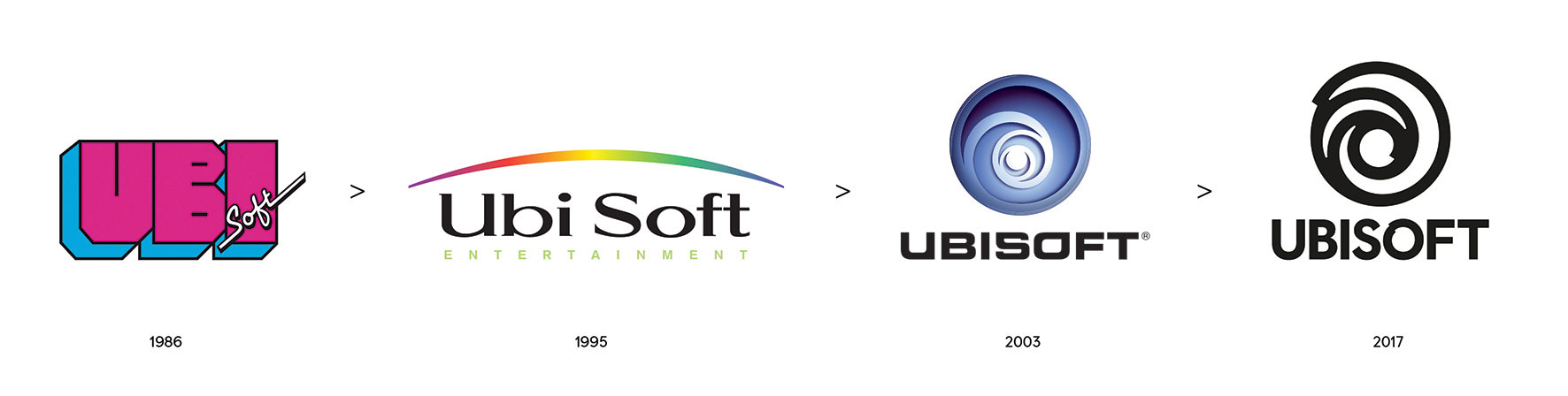 What Went Wrong? #2 – Ubisoft logo redesign - Yes I'm a Designer