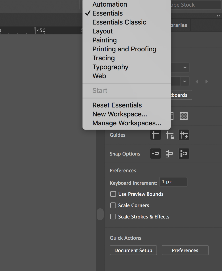 Adobe CC 2018 New Features for Designers - Yes I'm a Designer