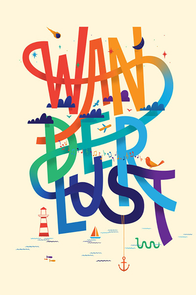 wanderlust creative brief