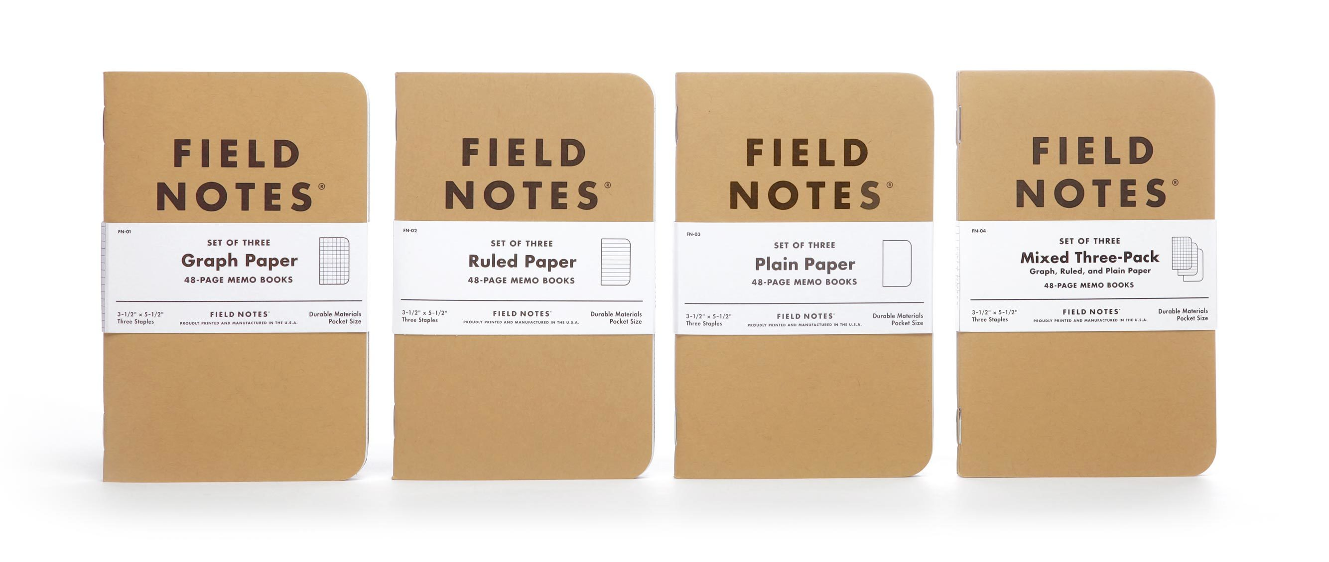 minimal note book gifts for designers`