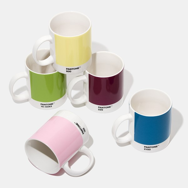 pantone-mugs-group-product gifts for designers