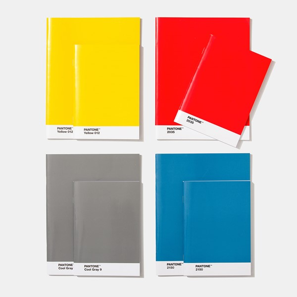 pantone-set-2-notebooks-group gifts for designers