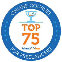 badge online course top 75