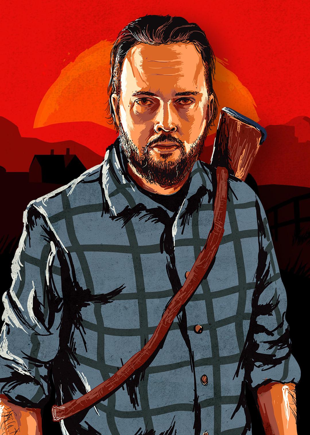 Red Dead Redemption Image final