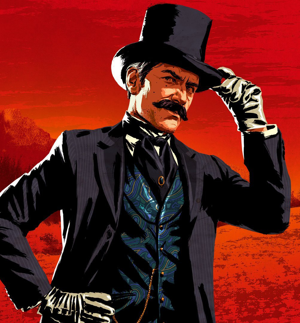 Red Dead Redemption Josiah