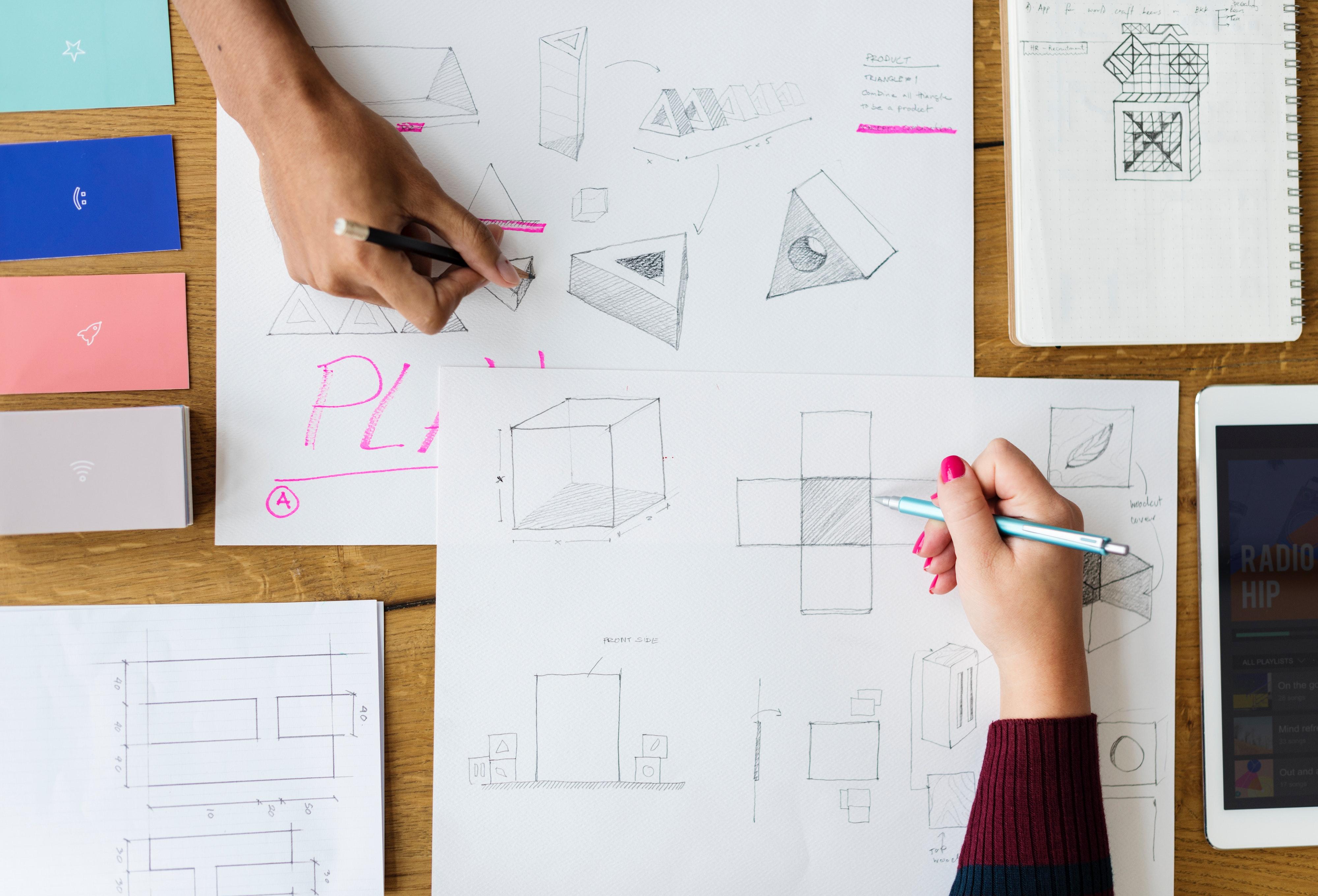 creative-creativity-design-design work