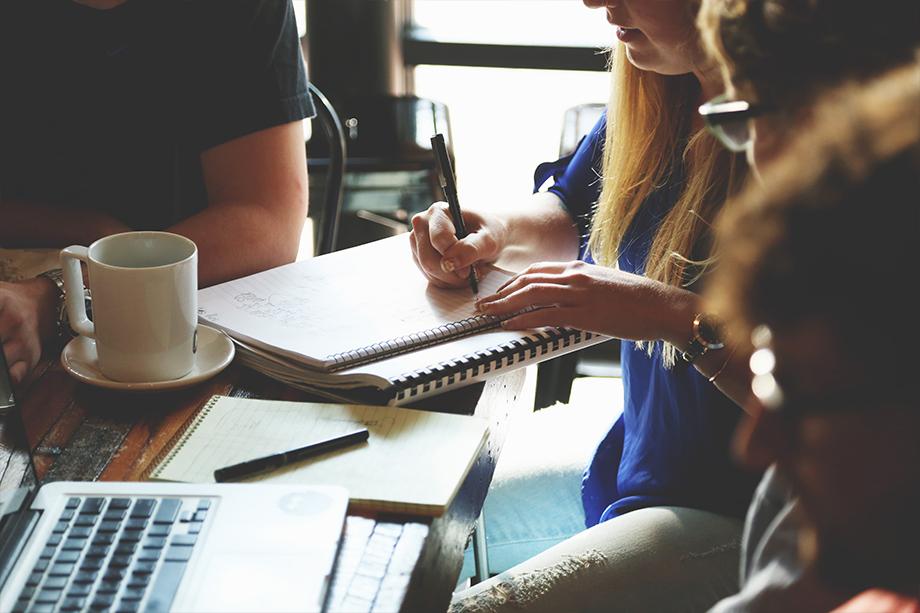 organisation learner note taking