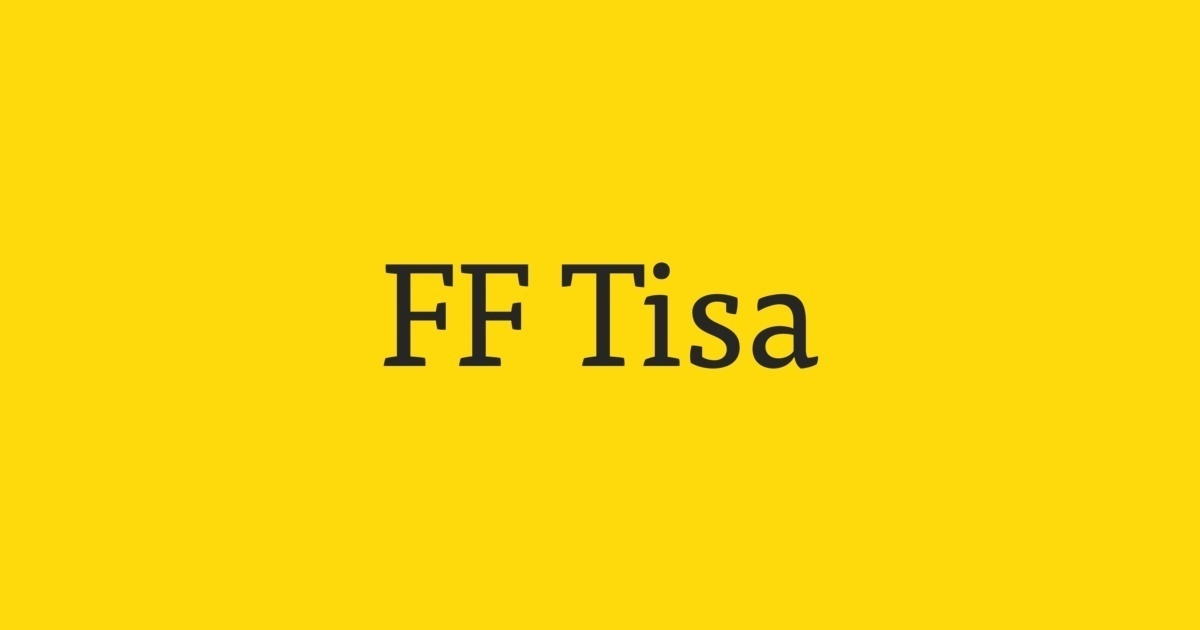 title FF Tisa
