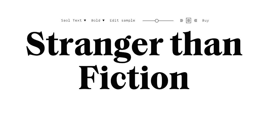 soal serif typeface