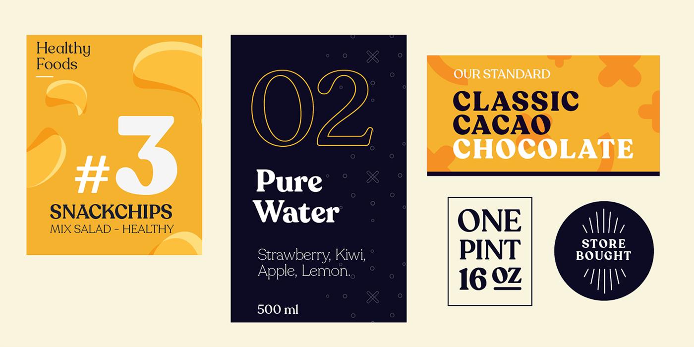 serif typeface recoleta examples