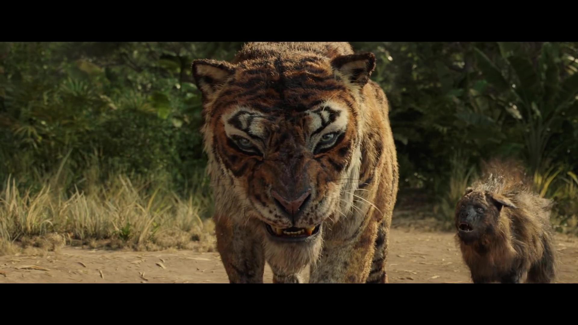 Jungle Book vs Mowgli khan_mowgli_
