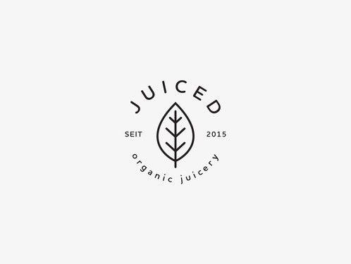 vector art juiced