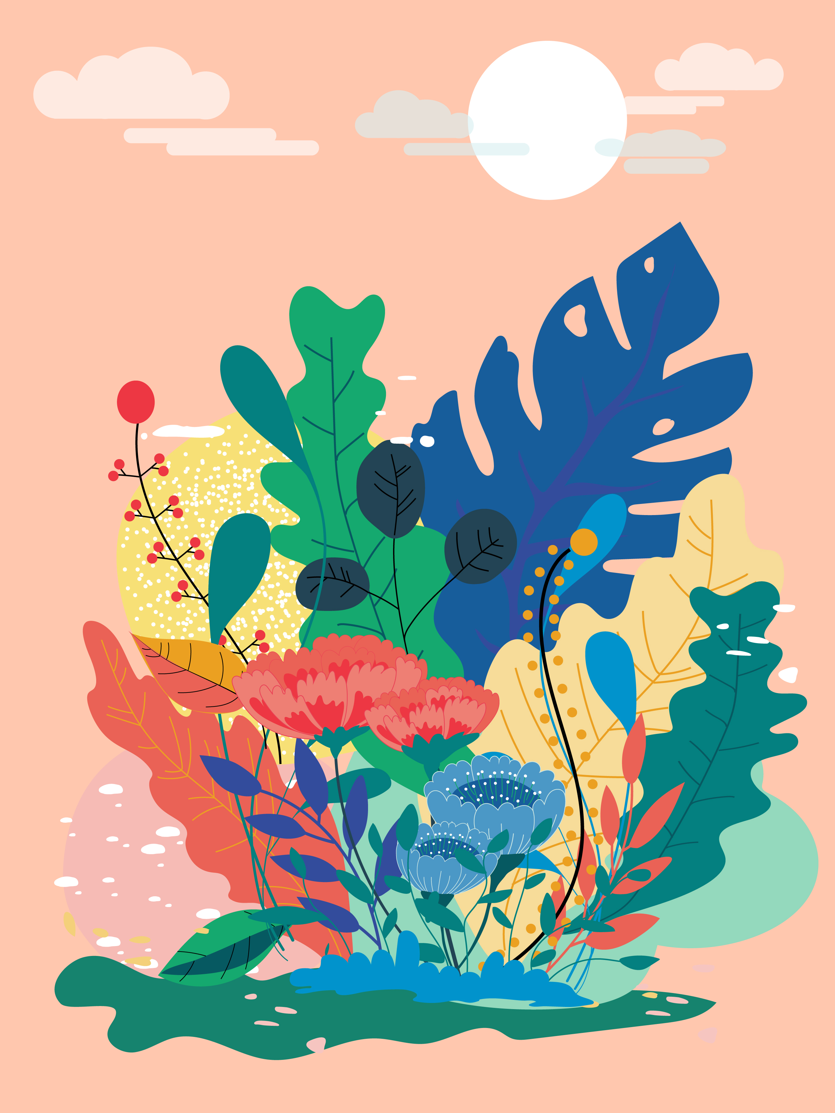 example recolor artwork
