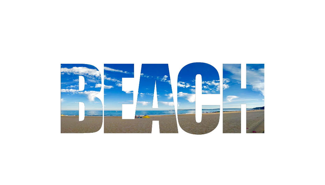 adobe indesign beach masking