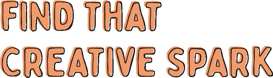 for designers creative spark banner