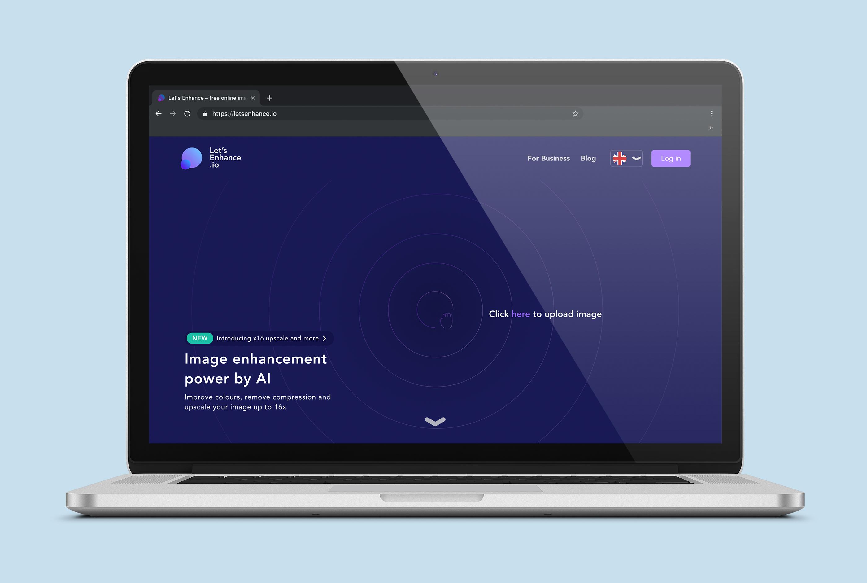 display lets enhance desktop site