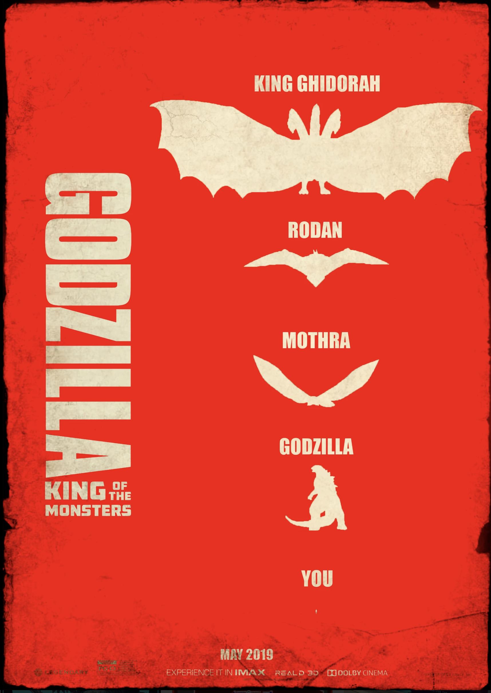 godzilla fan art by Selcuk Gucer