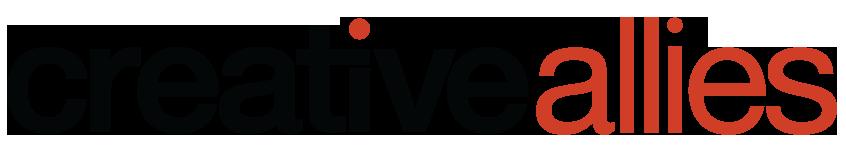 Creative allies logo crowdsourcing