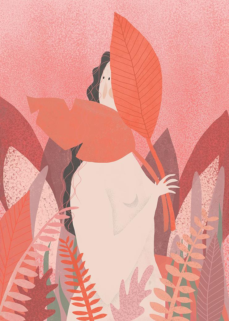 illustration work from benq comp winner