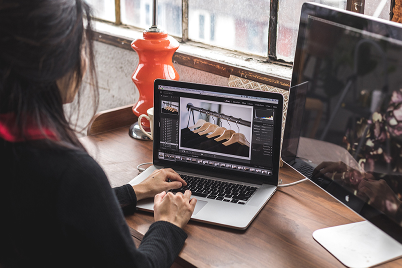 woman working Skills for Designers