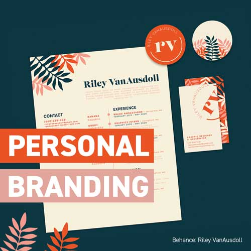 Personal Branding Guide for Designers - Yes I'm a Designer